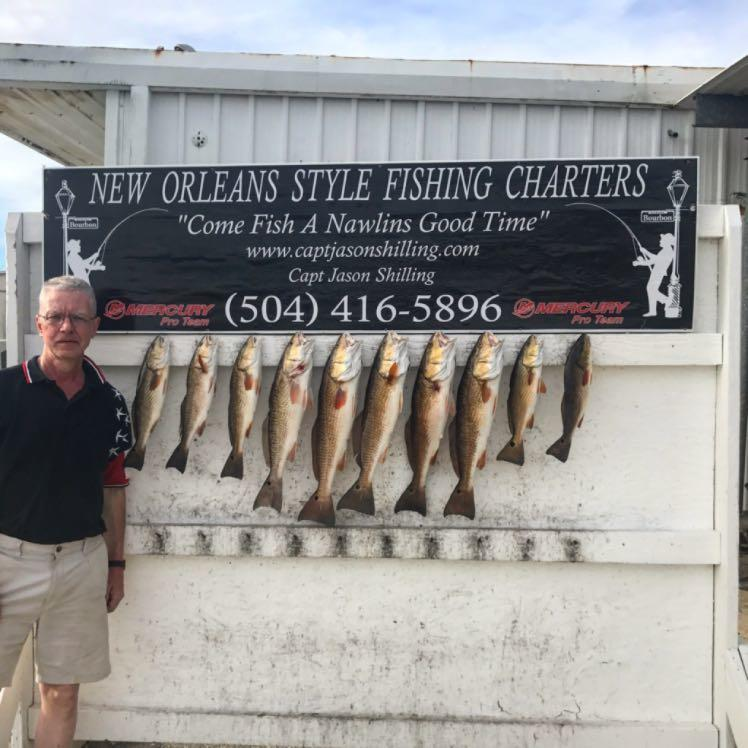 New Orleans Style Fishing Charters LLC image 2