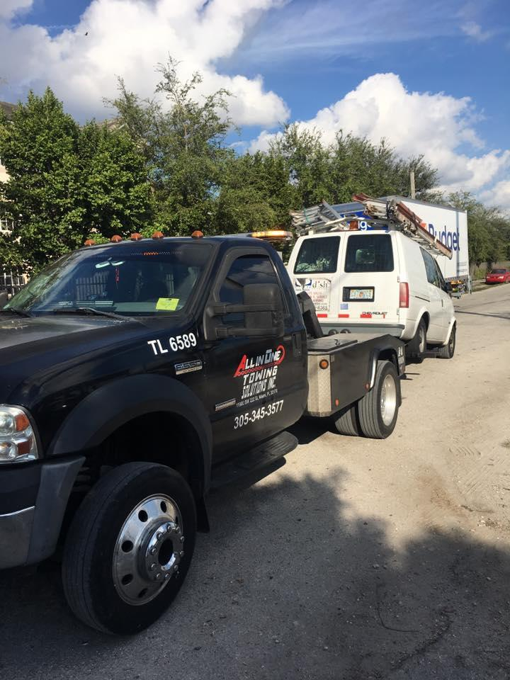 All In One Towing Solutions image 1
