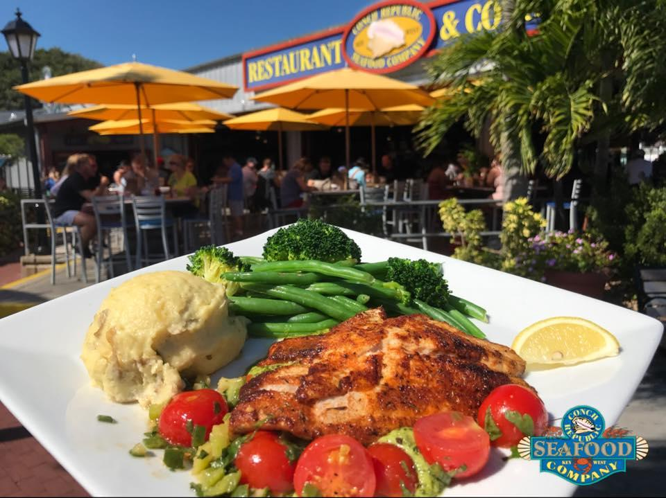 Conch Republic Seafood Company image 3