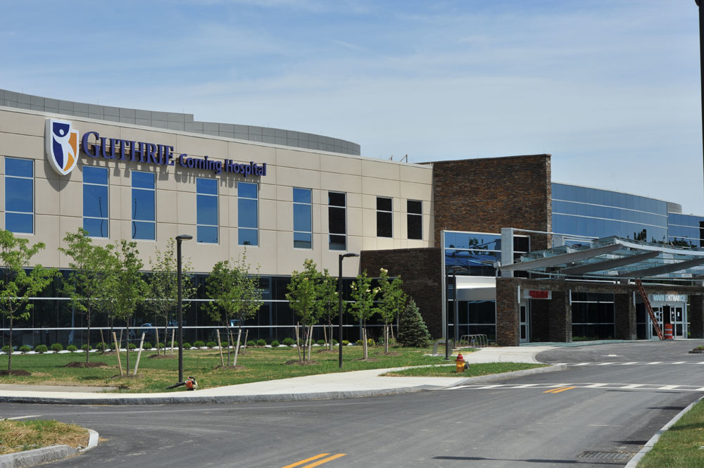 Guthrie Corning Hospital image 0