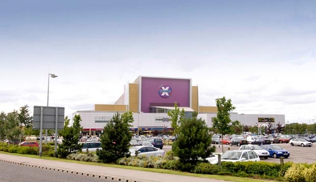 Premier Inn Castleford Xscape