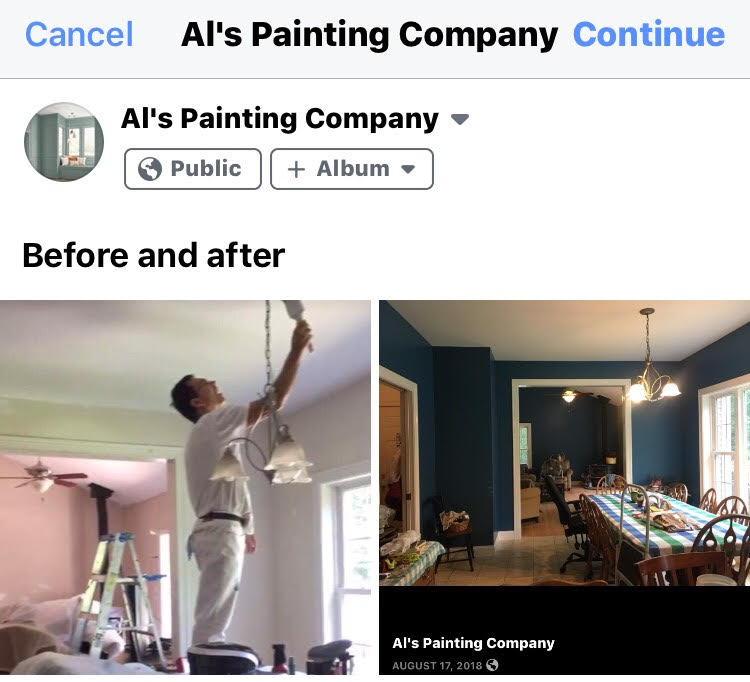 Al's Painting Company image 2