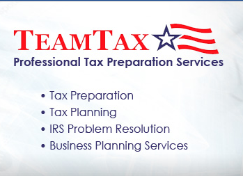 TeamTax - Professional Tax Preparation Services image 0