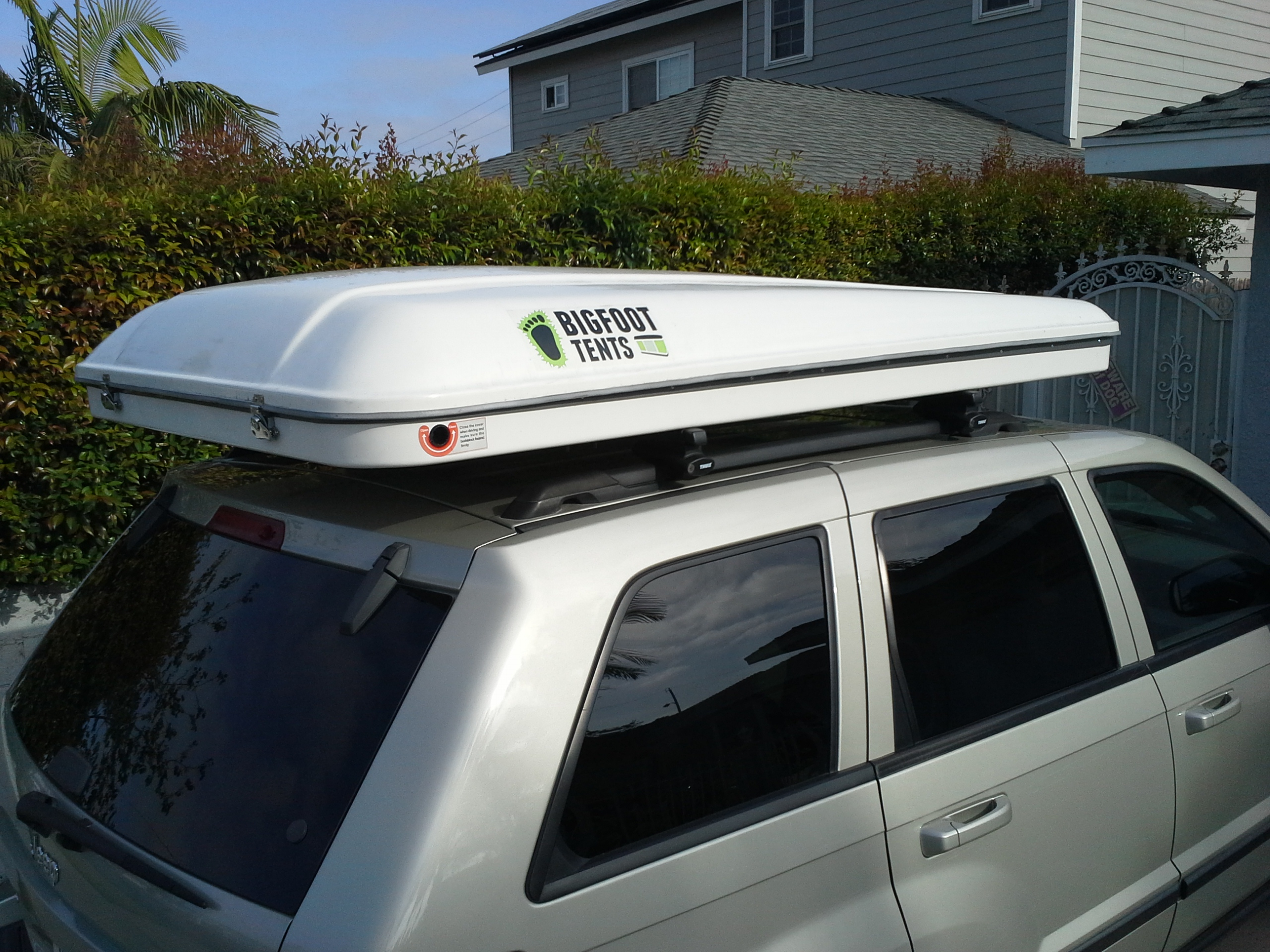Bigfoot roof top tents in huntington beach ca whitepages for King s fish house huntington beach