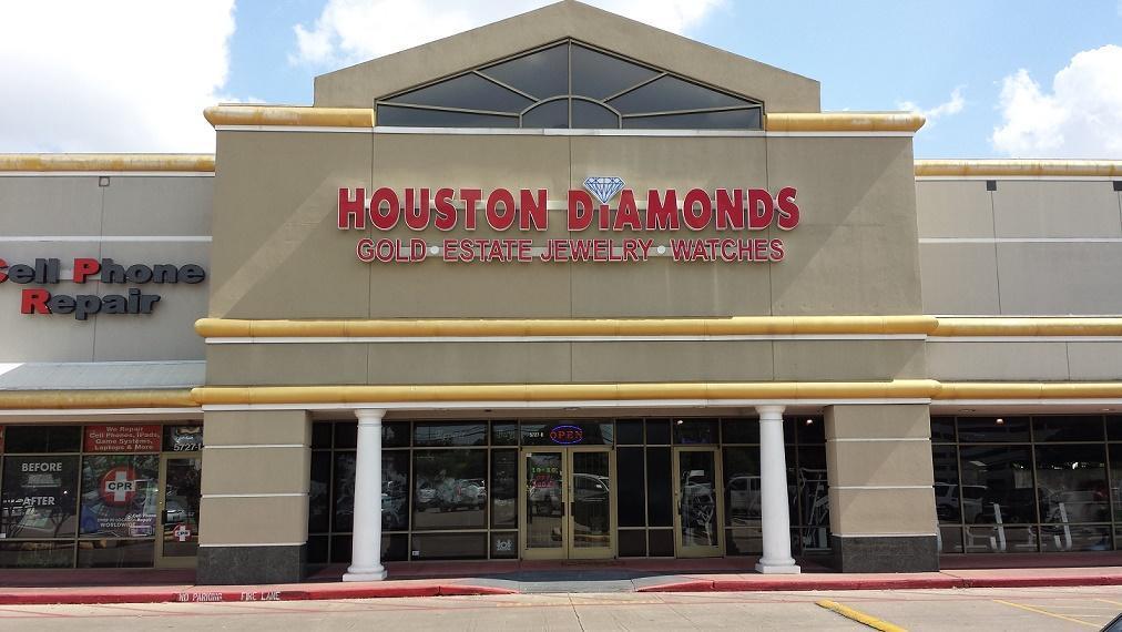 Diamond Jewelry And Loan Houston