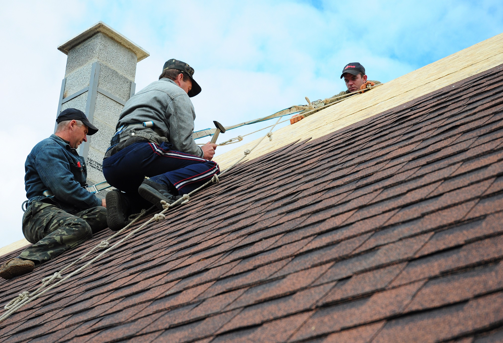 Bruce Smith's Roofing & Siding