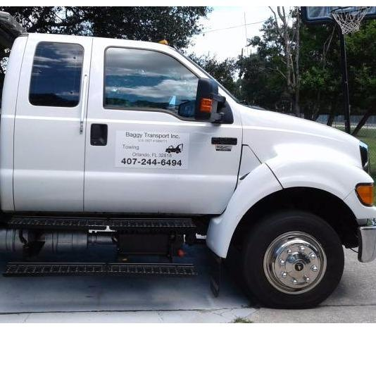 Baggy Transport & Towing Services