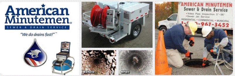 American Minuteman Sewer & Drain image 0