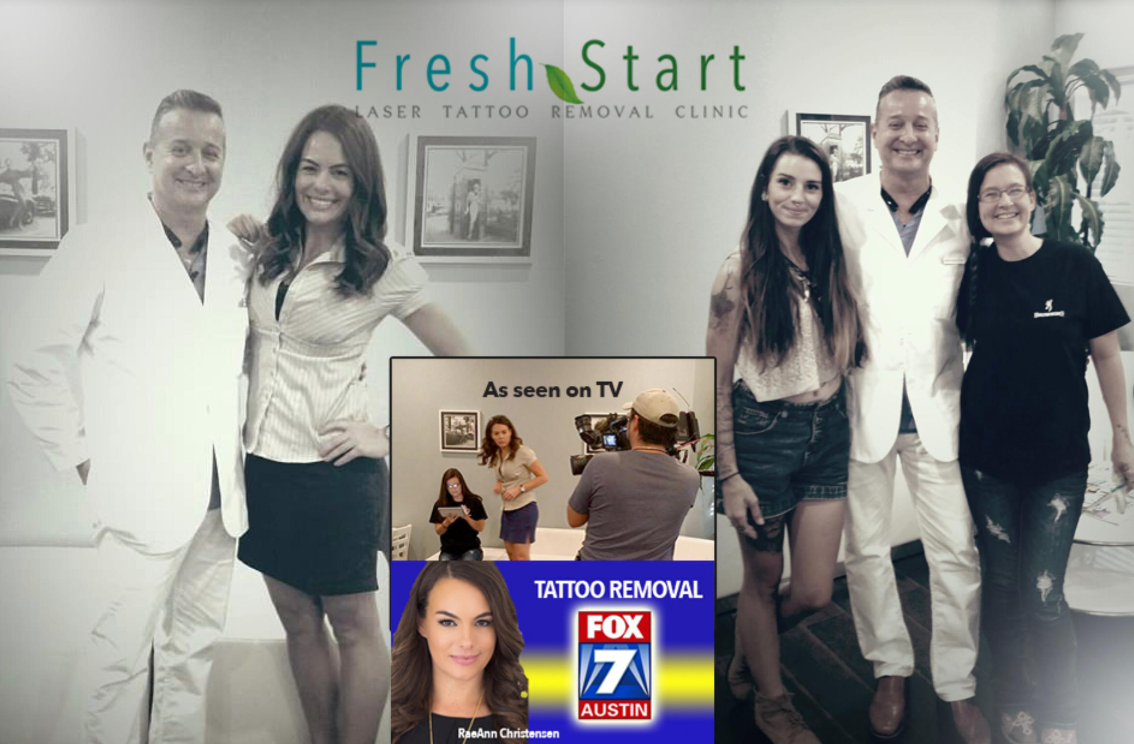 Fresh Start Laser Tattoo Removal Clinic image 1