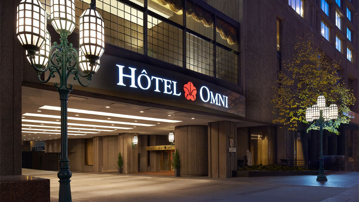Hotel Omni Mont-Royal à Montreal: Experience the beautiful city of Montreal with Omni.