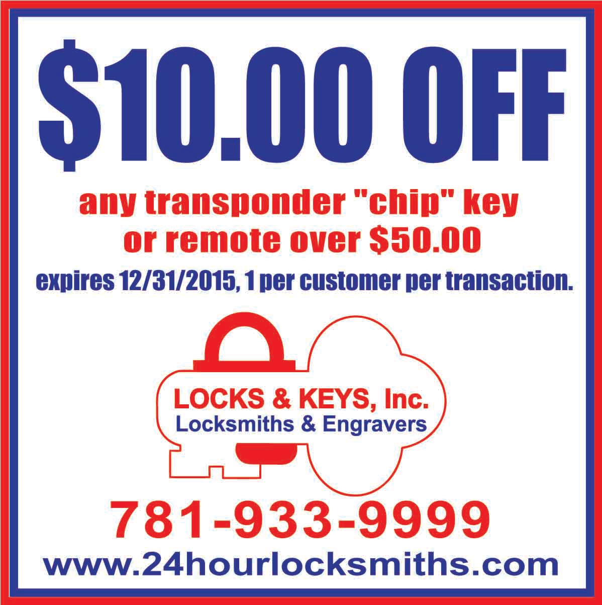 Locks & Keys, Inc. - 24 hour Locksmiths image 6