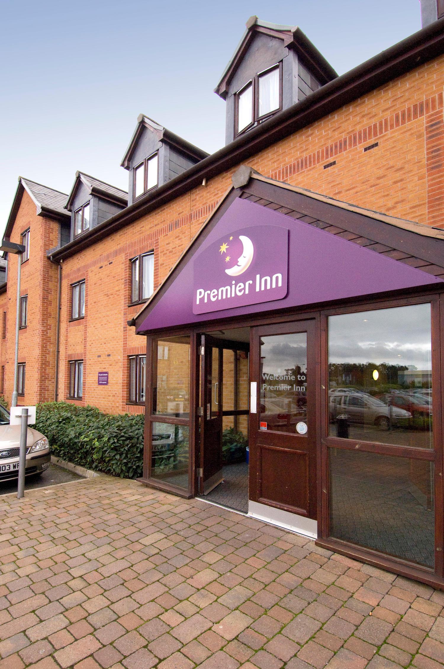 Premier Inn Stafford North (Hurricane) hotel