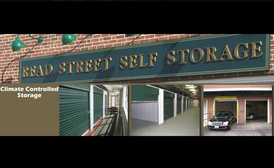 Read Street Self Storage image 0