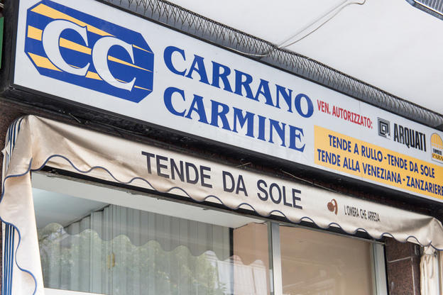 CC Carrano Tende