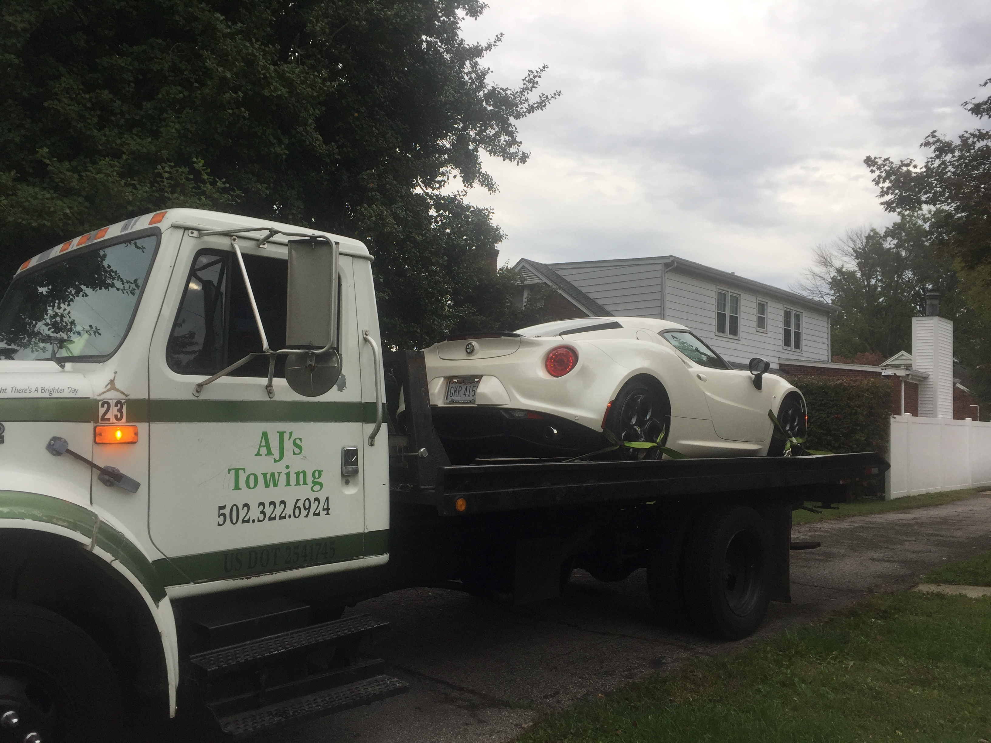 AJ's Towing Service image 29
