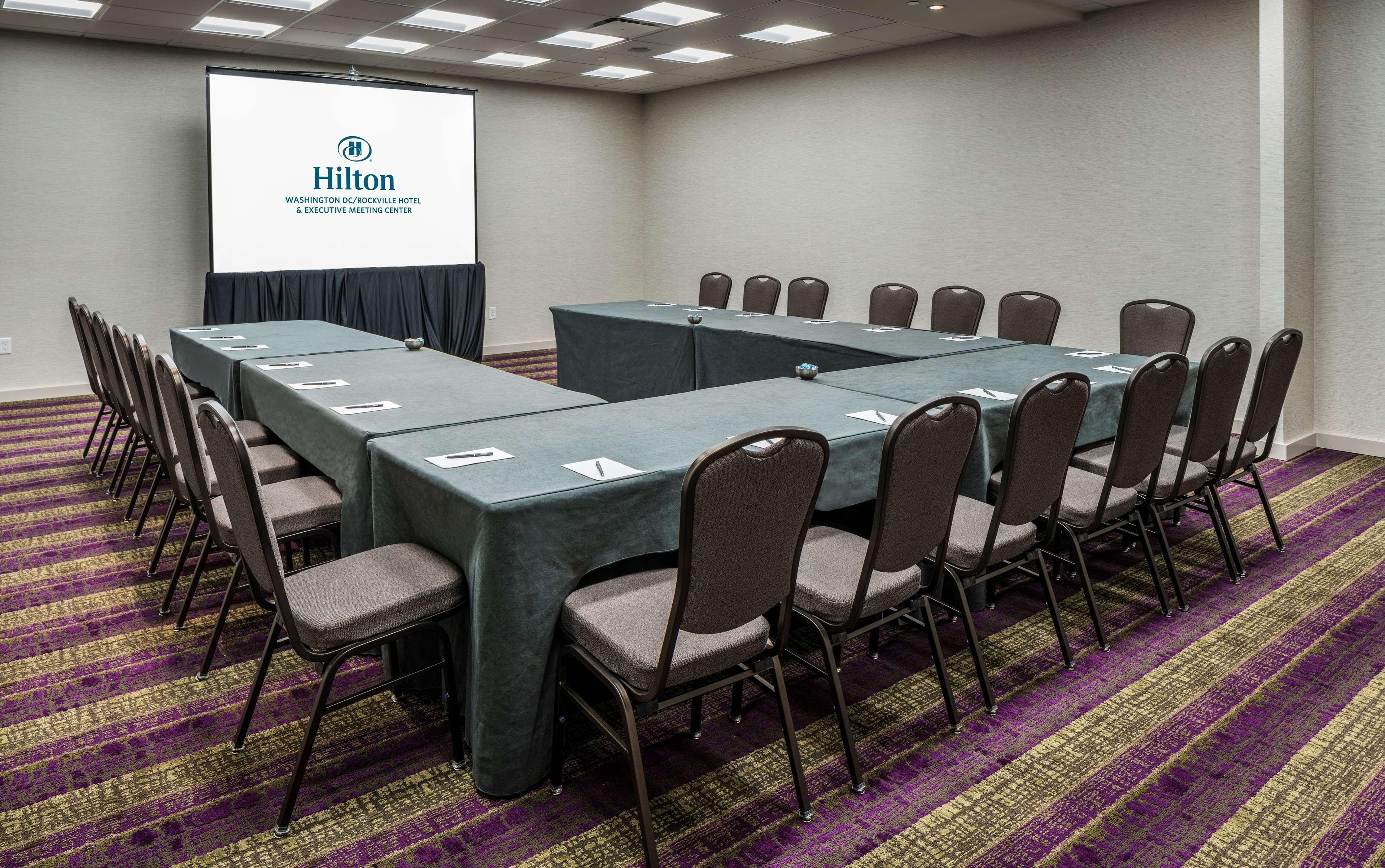 Hilton Washington DC/Rockville Hotel & Executive Meeting Ctr image 48