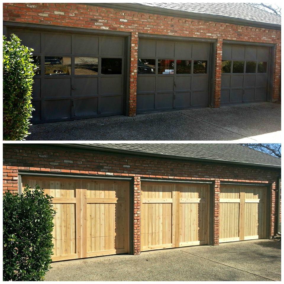 Old Garage Doors : Agape overhead doors humble tx business directory