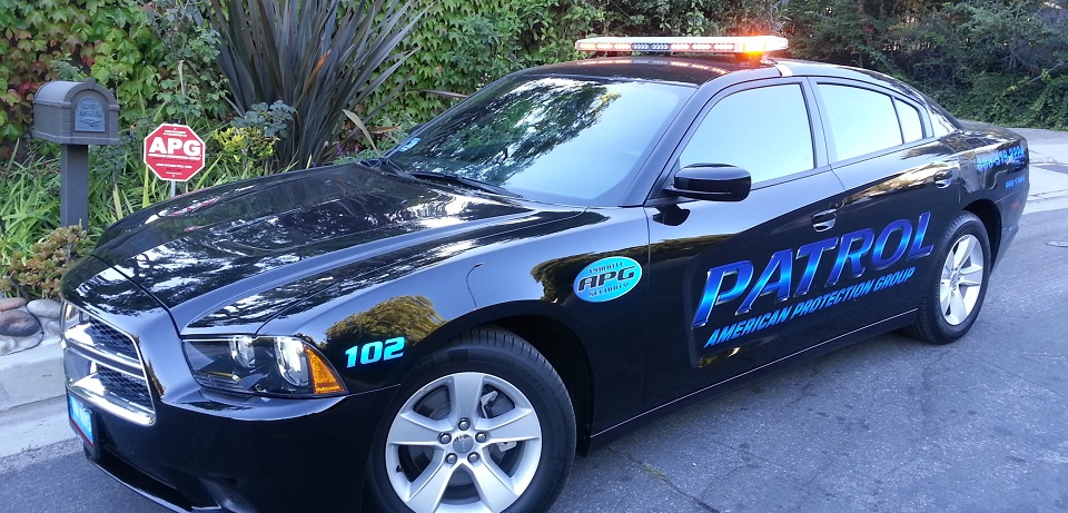 APG Residential & Commercial Patrol Services