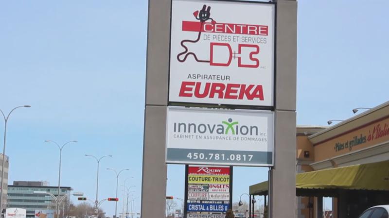 Centre De Pieces et Service DB à Laval