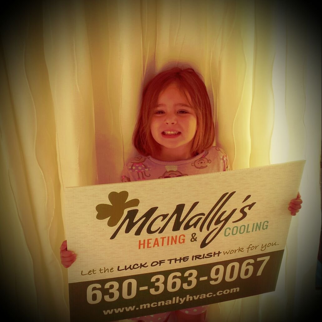 Mcnally's Heating and Cooling - ad image