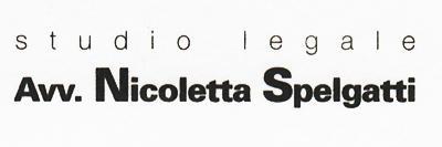 Spelgatti Avv. Nicoletta