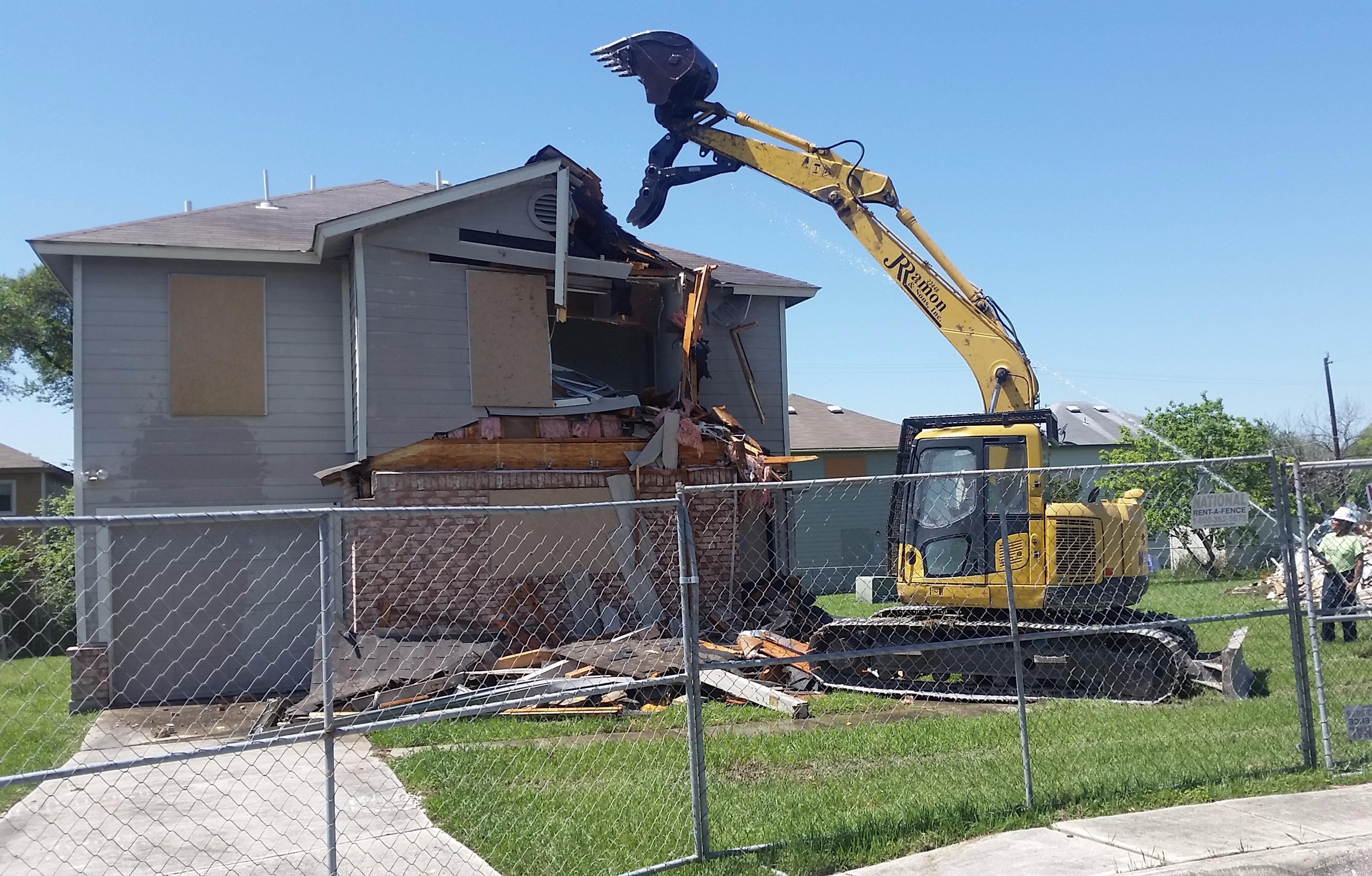 JR Ramon Demolition image 1