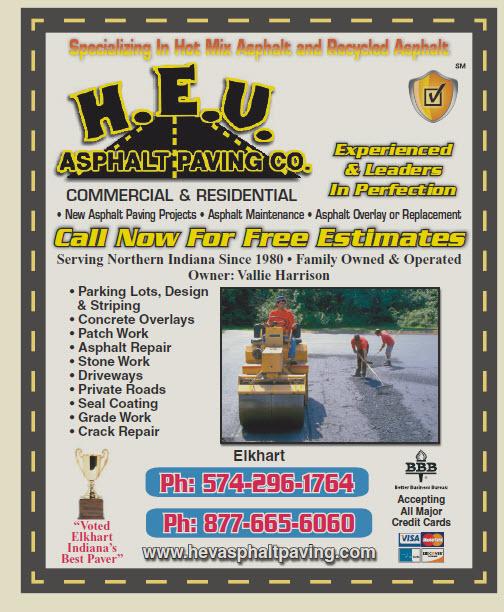 HEV Asphalt Paving Co image 1
