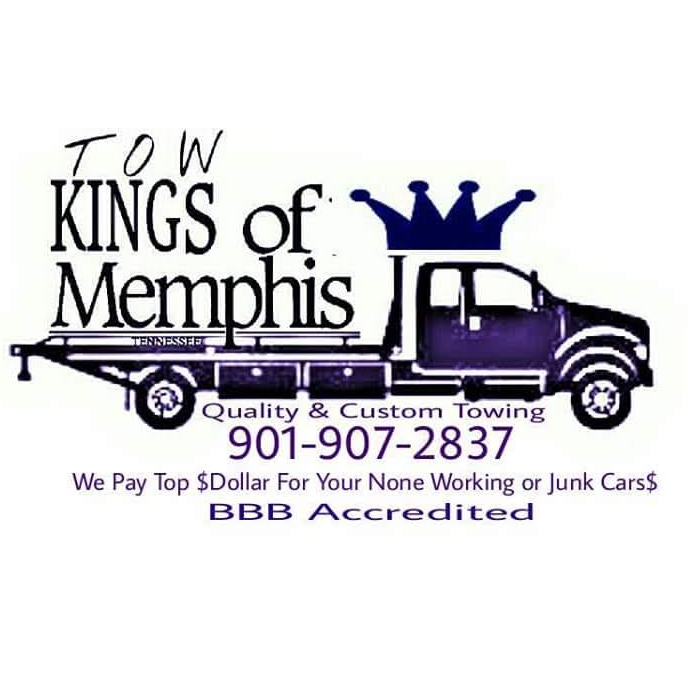 Tow Kings Of Memphis- cash for cars