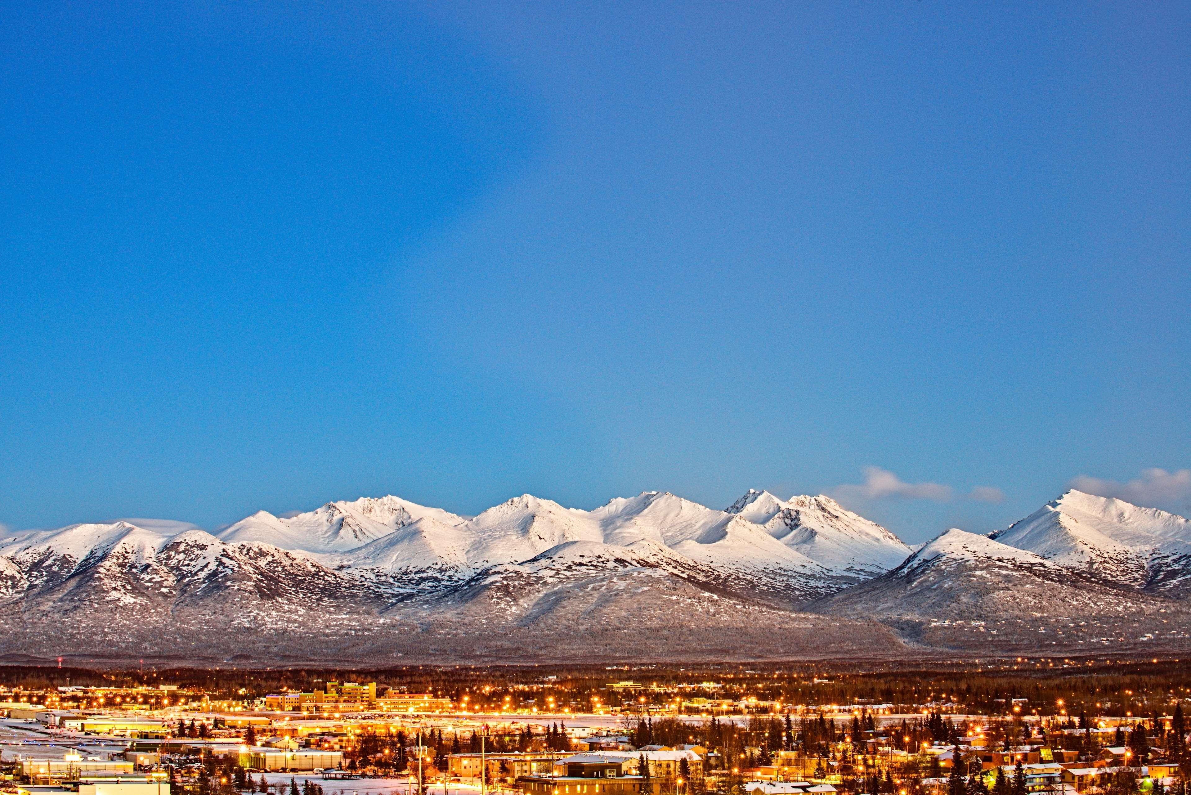 Sheraton Anchorage Hotel & Spa image 29