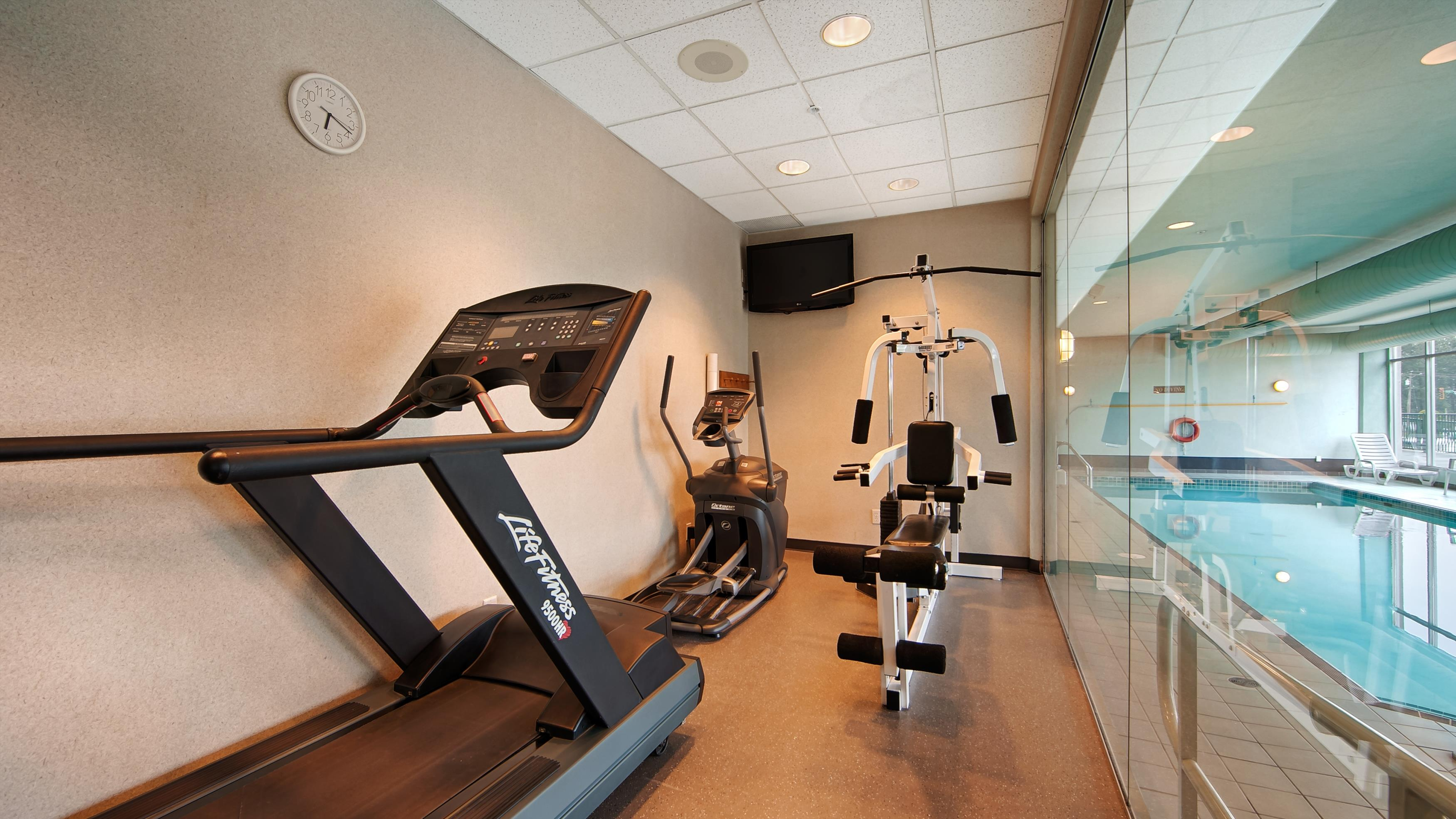 Best Western Plus Mission City Lodge in Mission: Fitness Centre