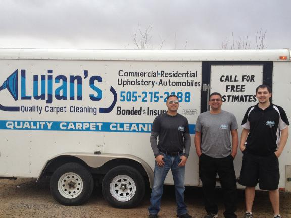 Lujan's Quality Carpet Cleaning image 0