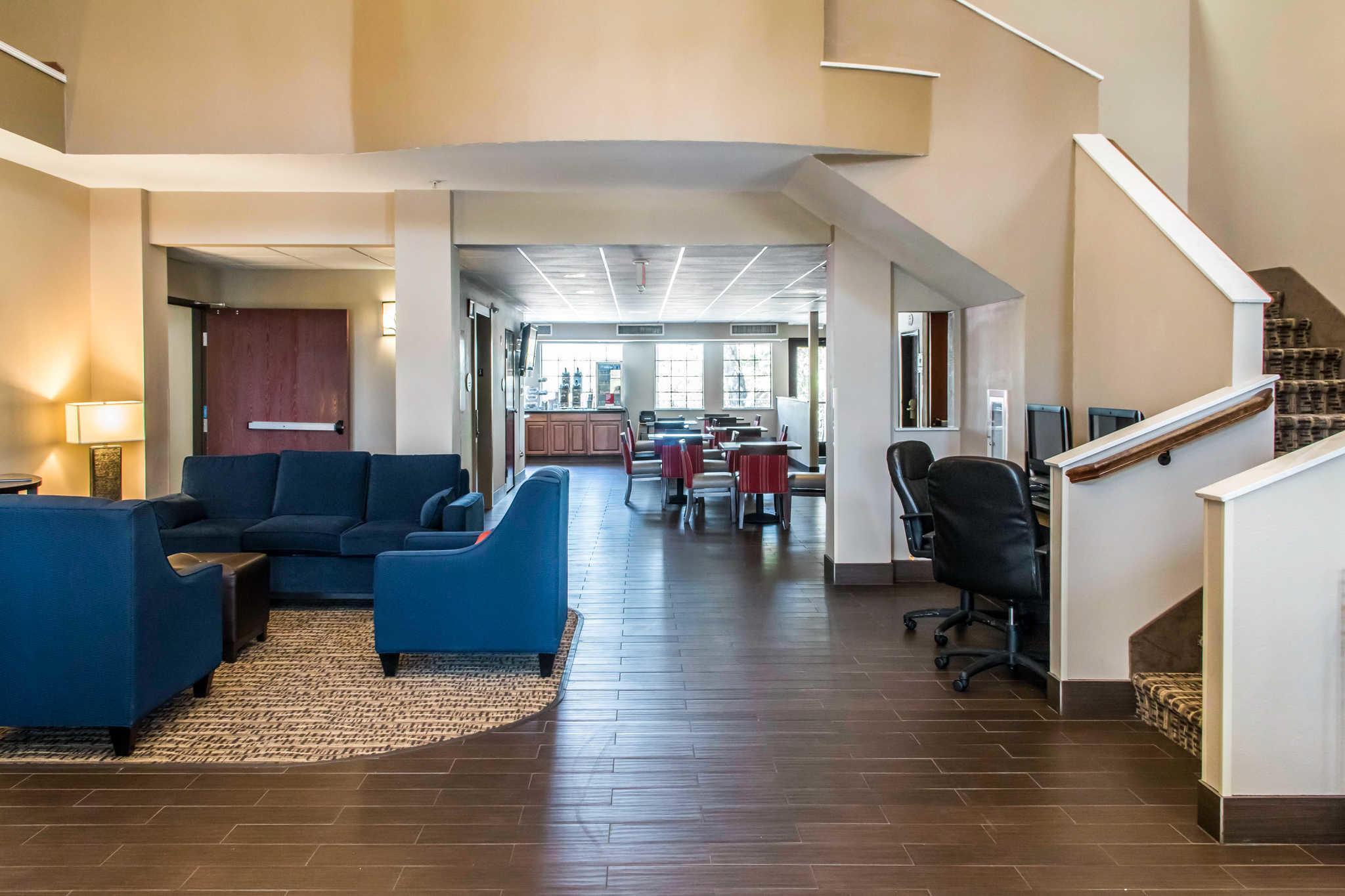 Comfort Suites Round Rock - Austin North I-35 image 26