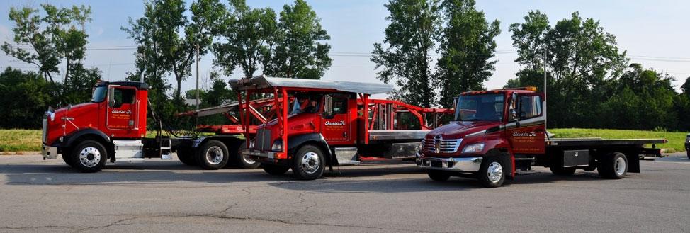 Santa Fe Tow >> Santa Fe Tow Service 9125 Rosehill Rd Lenexa Ks Towing Mapquest