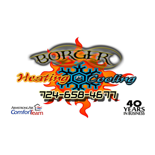 Borger Heating & Cooling - New Castle, PA - Heating & Air Conditioning