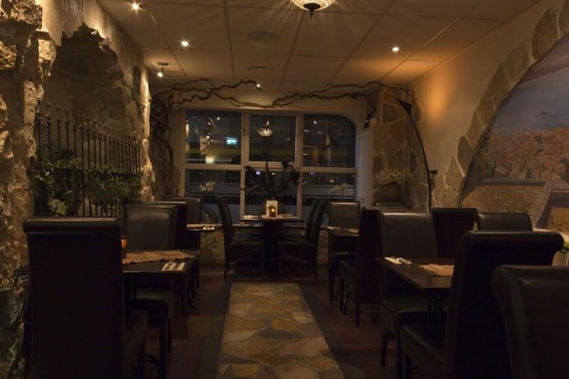 grieks restaurant sirtaki uden