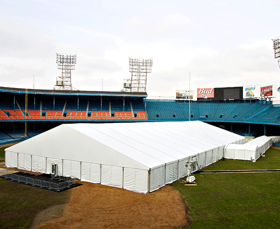 Clear Span Tent Rentals - American Pavilion image 3