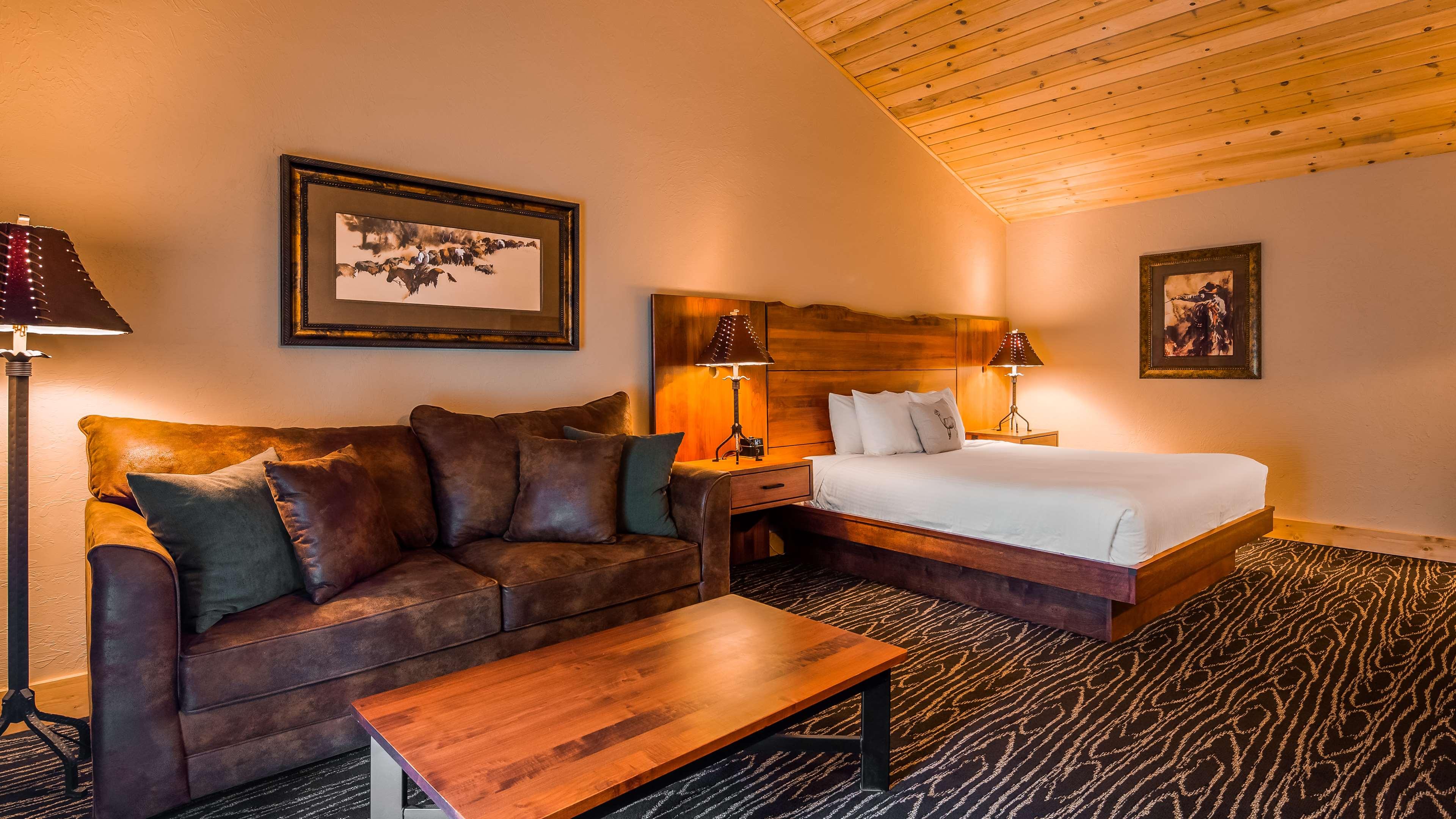 Best Western Ponderosa Lodge image 4