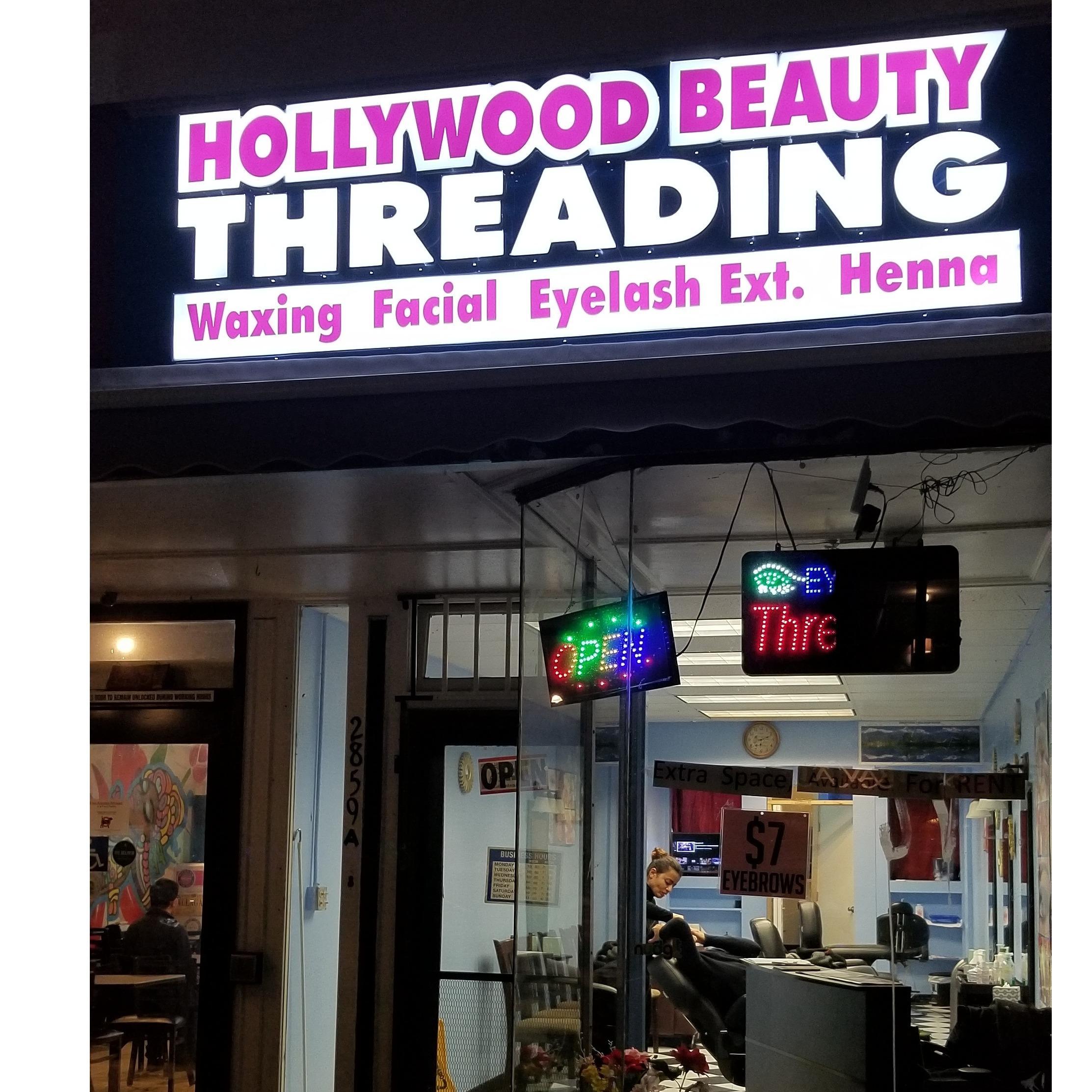 Hollywood Beauty Threading