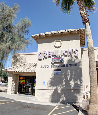 Greulich's Automotive Repair
