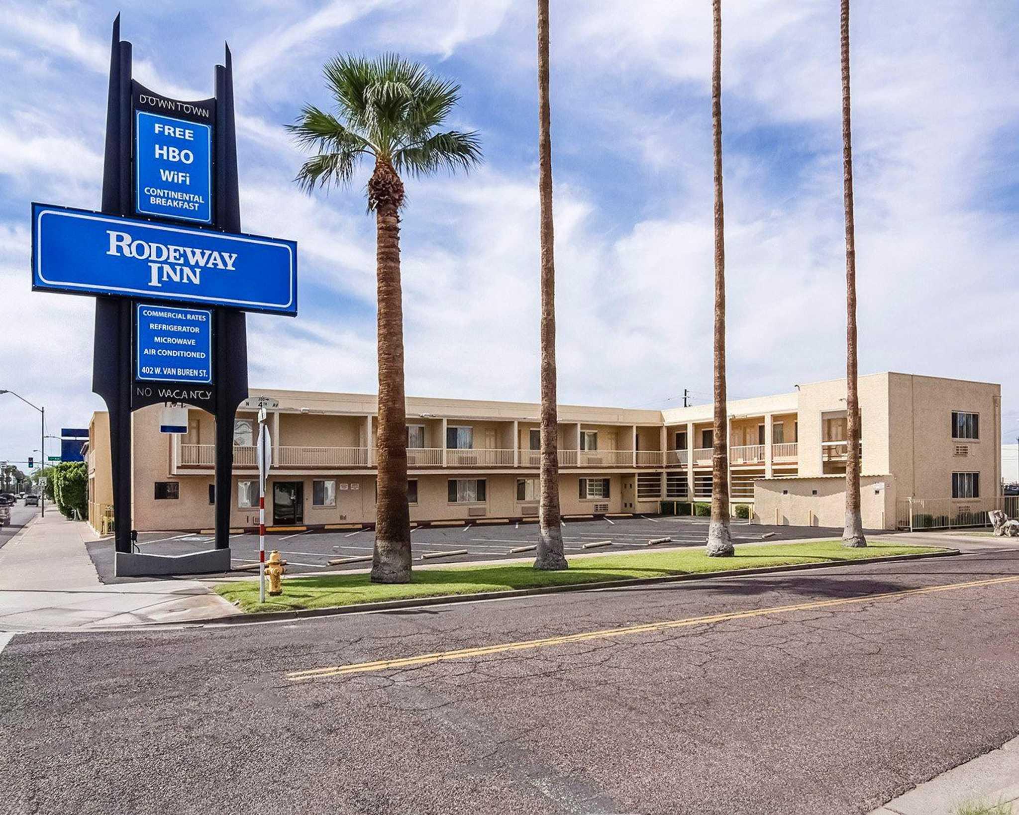 Rodeway Inn Downtown Phoenix image 2