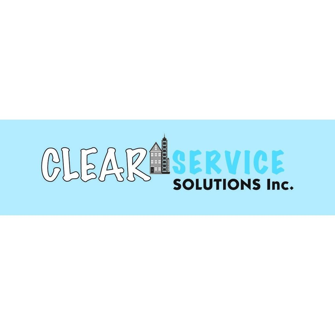 Clear Service Solutions Inc