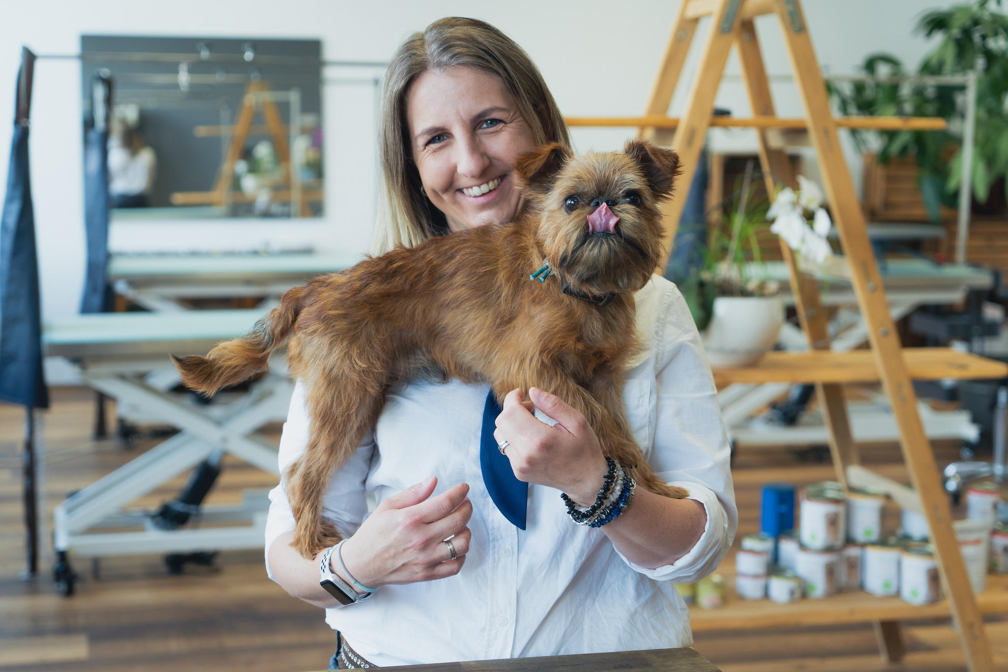 dog grooming Salon - dog center Tirol