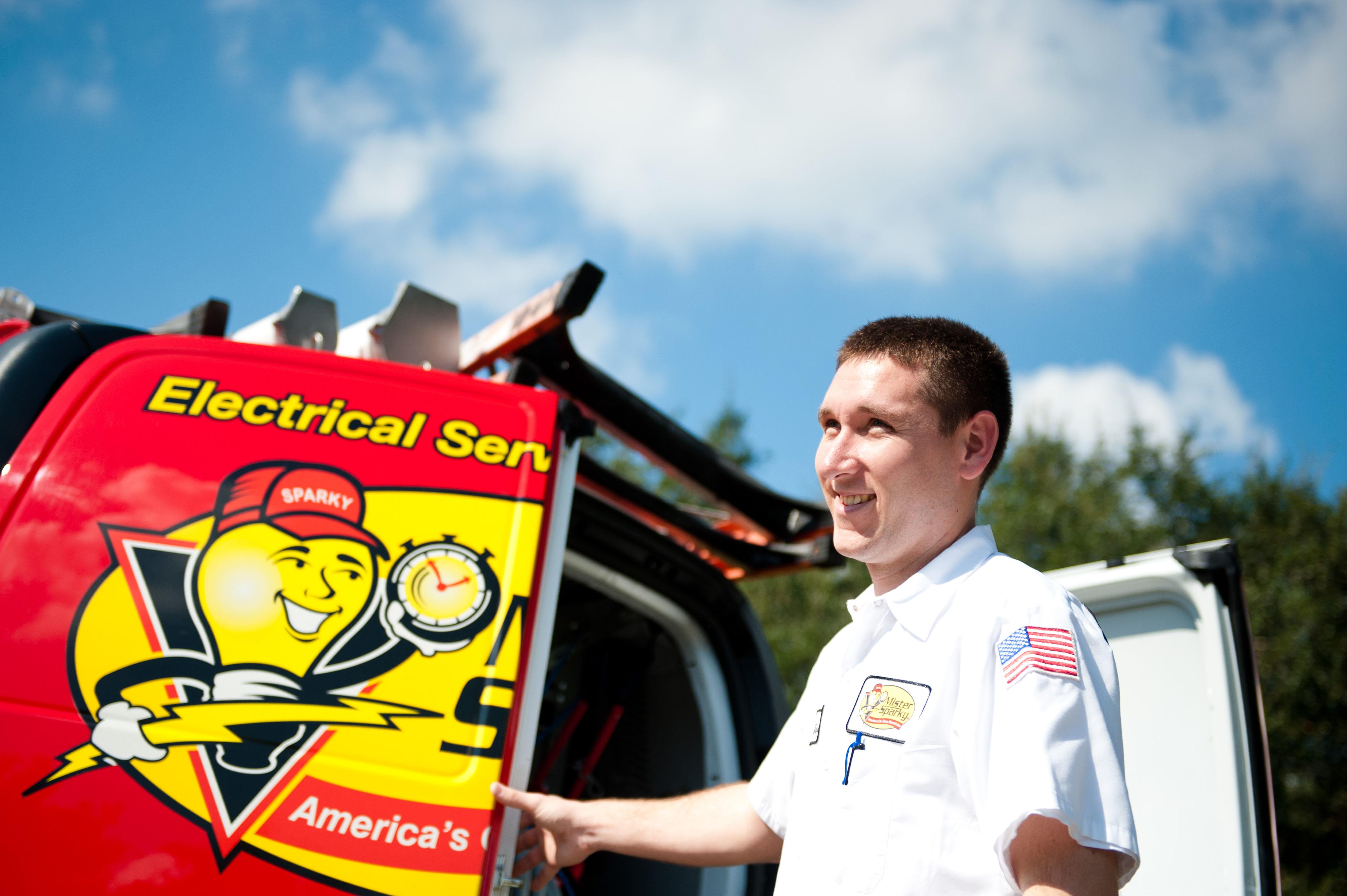 Mister Sparky Electrician Katy image 4