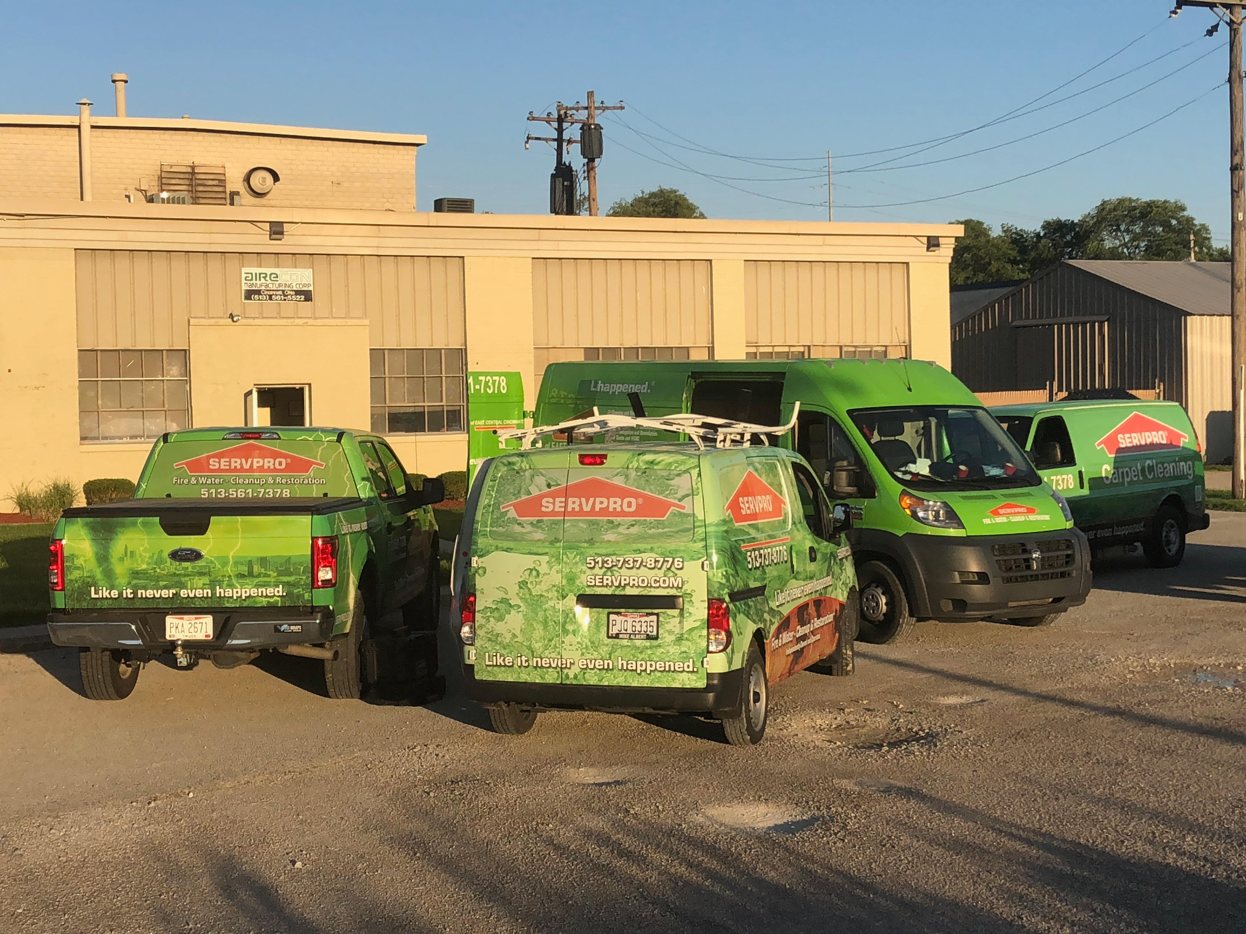 SERVPRO of East Central Cincinnati image 2