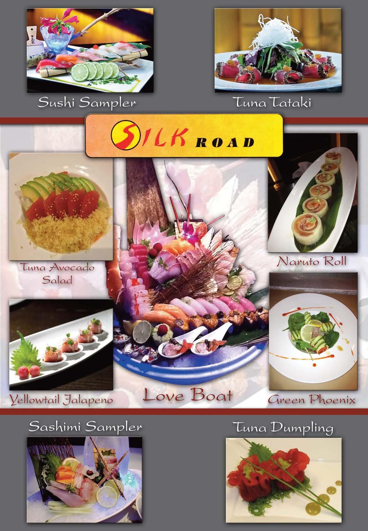 Silk Road Gourmet Chinese image 16