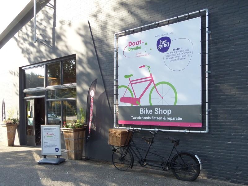 Bike Shop Fietsenhandel