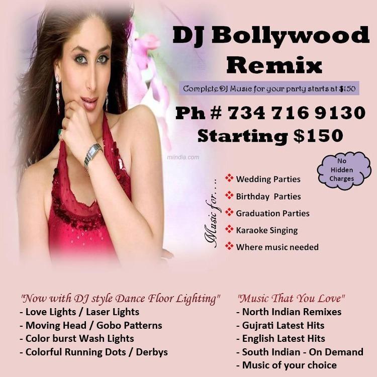 DJ Bollywood Remix
