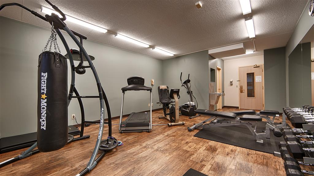 Best Western Little River Inn in Simcoe: Fitness Centre