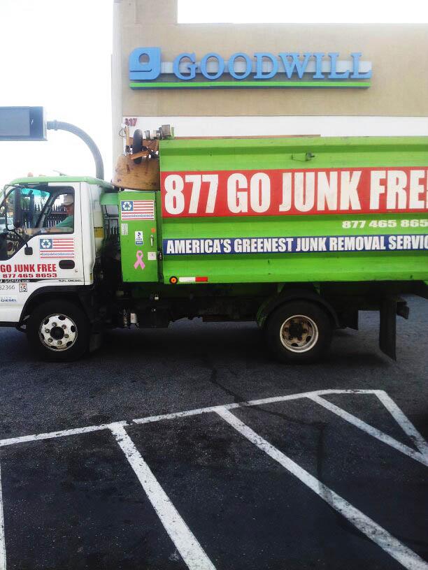 Go Junk Free America image 5