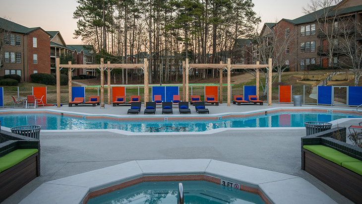 The Hub at Auburn Apartment Homes image 31